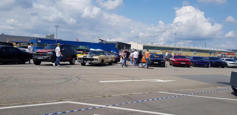 US Car Treffen im Technikmuseum Sinsheim 3.+4.8. 2019 20191525