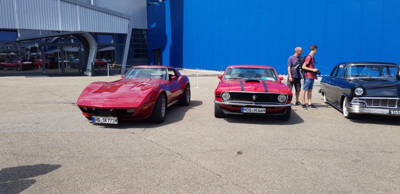 US Car Treffen im Technikmuseum Sinsheim 3.+4.8. 2019 20191542
