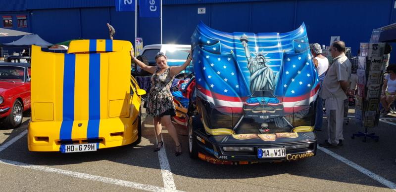 US Car Treffen im Technikmuseum Sinsheim 3.+4.8. 2019 20191548