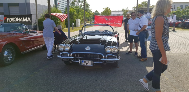 16. Corvettentreffen des Corvette Club Rhein-Neckar in St. Leon-Rot 1.9.2019 20191571