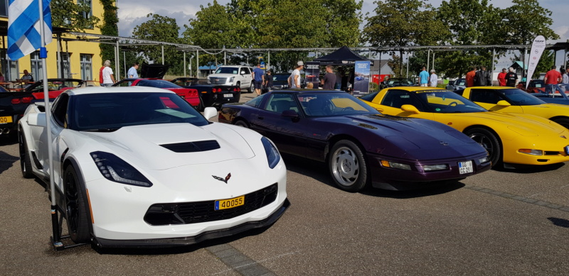 16. Corvettentreffen des Corvette Club Rhein-Neckar in St. Leon-Rot 1.9.2019 20191573