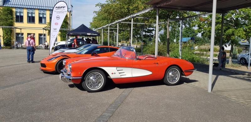 16. Corvettentreffen des Corvette Club Rhein-Neckar in St. Leon-Rot 1.9.2019 20191585