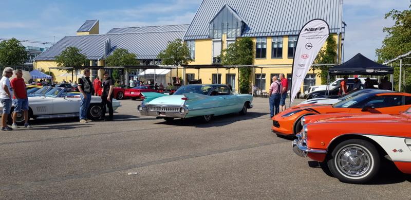16. Corvettentreffen des Corvette Club Rhein-Neckar in St. Leon-Rot 1.9.2019 20191587