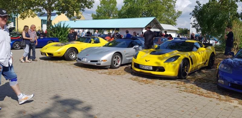 16. Corvettentreffen des Corvette Club Rhein-Neckar in St. Leon-Rot 1.9.2019 20191598