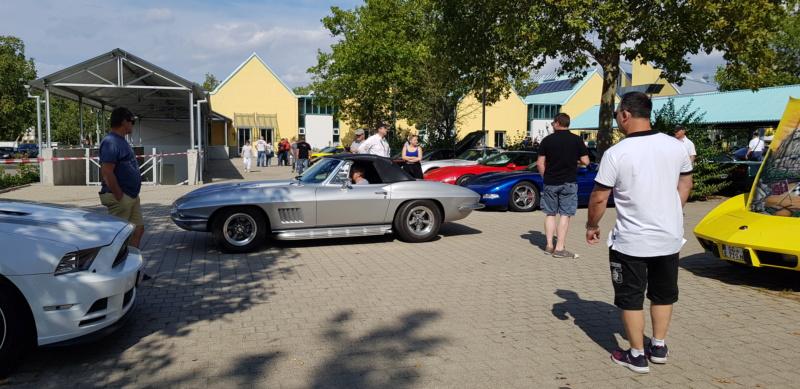 16. Corvettentreffen des Corvette Club Rhein-Neckar in St. Leon-Rot 1.9.2019 20191599