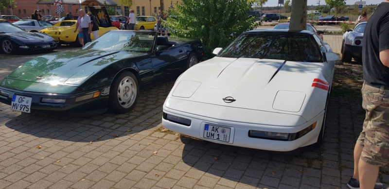 16. Corvettentreffen des Corvette Club Rhein-Neckar in St. Leon-Rot 1.9.2019 20191603