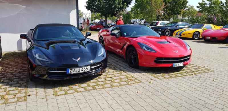 16. Corvettentreffen des Corvette Club Rhein-Neckar in St. Leon-Rot 1.9.2019 20191606