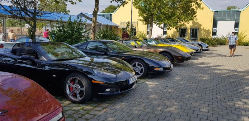 16. Corvettentreffen des Corvette Club Rhein-Neckar in St. Leon-Rot 1.9.2019 20191607