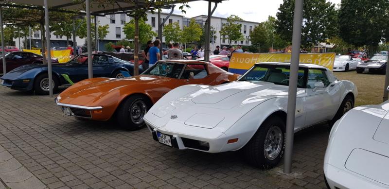 16. Corvettentreffen des Corvette Club Rhein-Neckar in St. Leon-Rot 1.9.2019 20191624