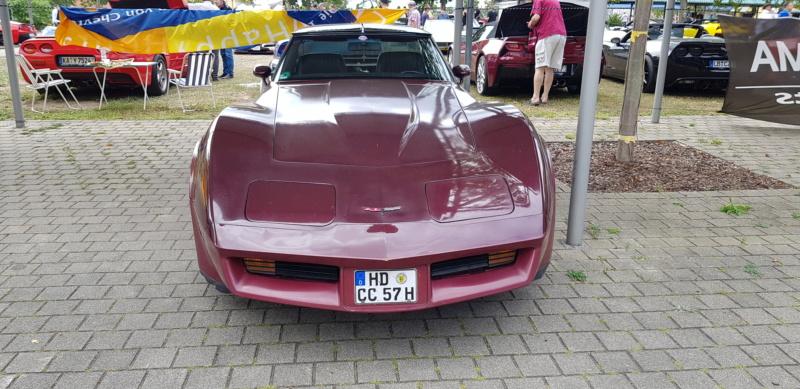 16. Corvettentreffen des Corvette Club Rhein-Neckar in St. Leon-Rot 1.9.2019 20191628
