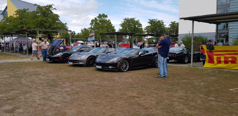 16. Corvettentreffen des Corvette Club Rhein-Neckar in St. Leon-Rot 1.9.2019 20191636
