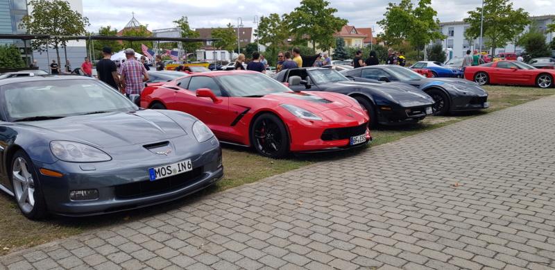 16. Corvettentreffen des Corvette Club Rhein-Neckar in St. Leon-Rot 1.9.2019 20191639