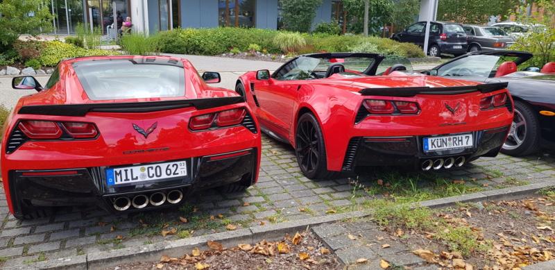 16. Corvettentreffen des Corvette Club Rhein-Neckar in St. Leon-Rot 1.9.2019 20191643