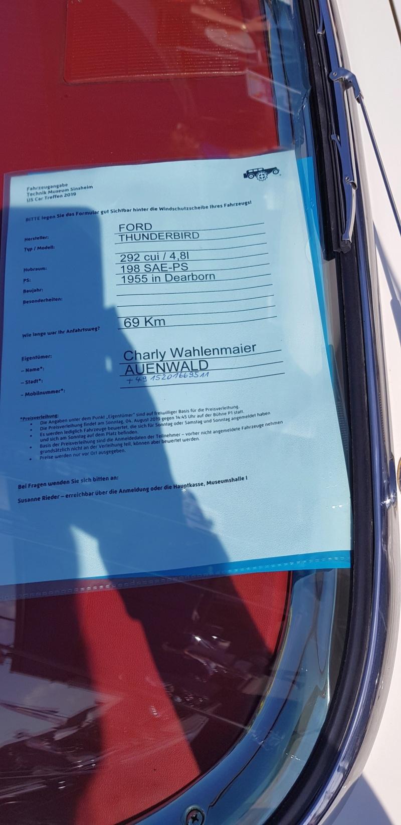 US Car Treffen im Technikmuseum Sinsheim 3.+4.8. 2019 - Seite 2 20191653