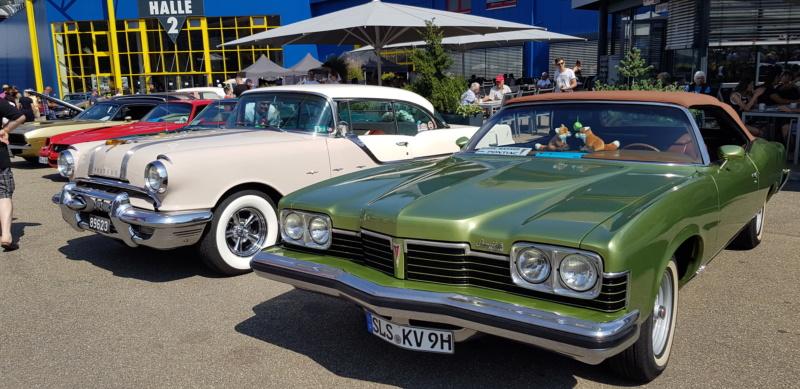US Car Treffen im Technikmuseum Sinsheim 3.+4.8. 2019 - Seite 2 20191673