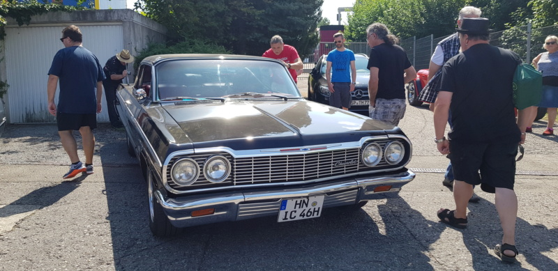 US Car Treffen im Technikmuseum Sinsheim 3.+4.8. 2019 - Seite 2 20191733