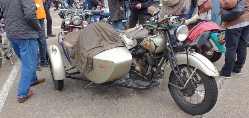 Motorrad Classic Day im Technikmuseum Sinsheim 5.10.2019 20192205