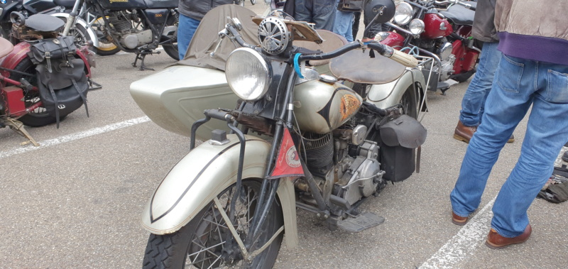 Motorrad Classic Day im Technikmuseum Sinsheim 5.10.2019 20192206