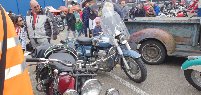 Motorrad Classic Day im Technikmuseum Sinsheim 5.10.2019 20192210