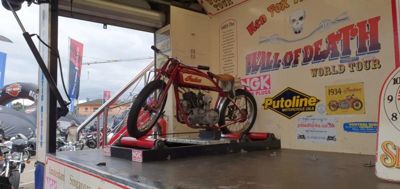 Motorrad Classic Day im Technikmuseum Sinsheim 5.10.2019 20192214