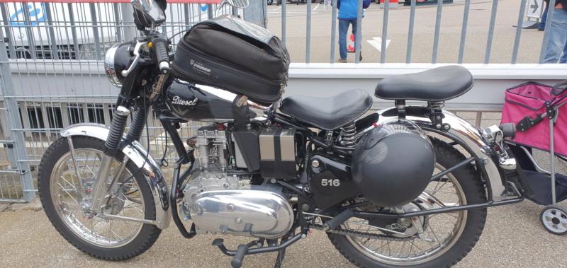 Motorrad Classic Day im Technikmuseum Sinsheim 5.10.2019 20192219
