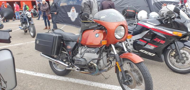 Motorrad Classic Day im Technikmuseum Sinsheim 5.10.2019 20192223