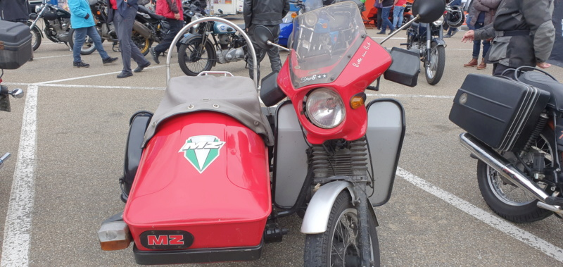 Motorrad Classic Day im Technikmuseum Sinsheim 5.10.2019 20192224