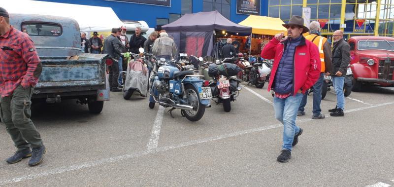 Motorrad Classic Day im Technikmuseum Sinsheim 5.10.2019 20192231