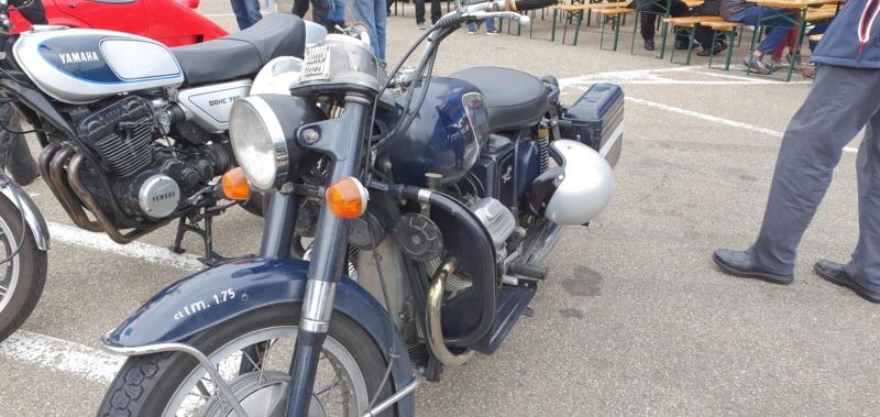 Motorrad Classic Day im Technikmuseum Sinsheim 5.10.2019 20192237