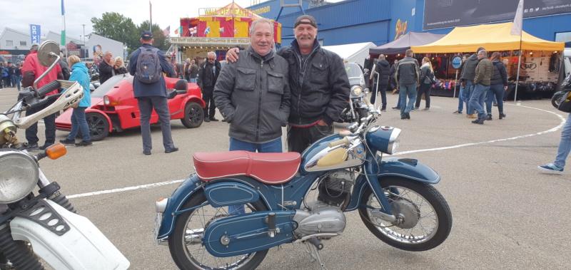 Motorrad Classic Day im Technikmuseum Sinsheim 5.10.2019 20192242