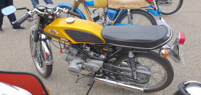 Motorrad Classic Day im Technikmuseum Sinsheim 5.10.2019 20192251