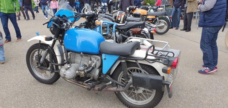 Motorrad Classic Day im Technikmuseum Sinsheim 5.10.2019 20192254