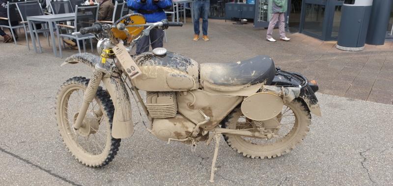 Motorrad Classic Day im Technikmuseum Sinsheim 5.10.2019 20192255