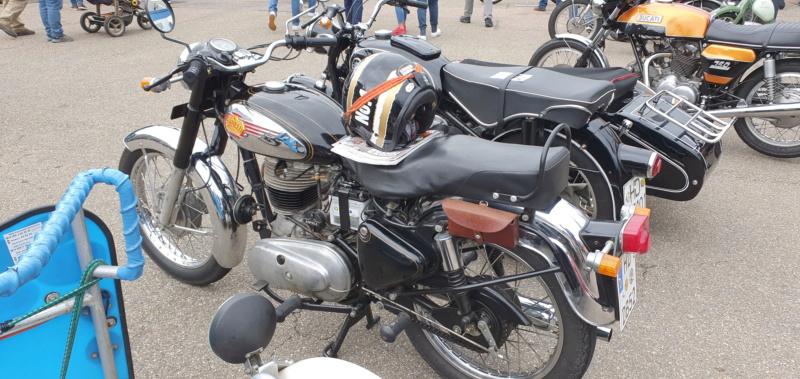 Motorrad Classic Day im Technikmuseum Sinsheim 5.10.2019 20192256