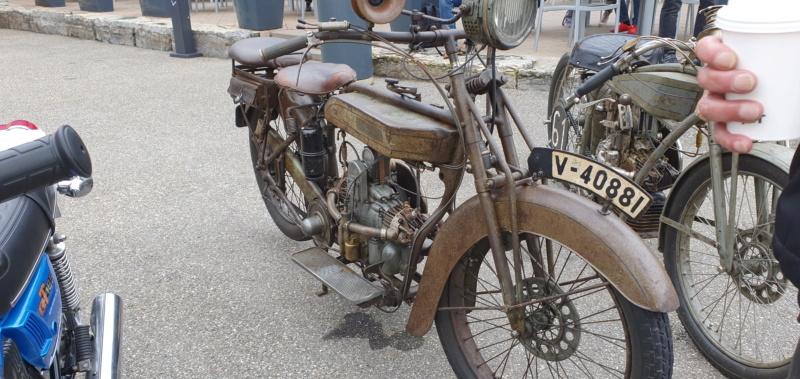 Motorrad Classic Day im Technikmuseum Sinsheim 5.10.2019 20192269
