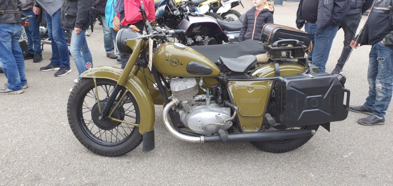Motorrad Classic Day im Technikmuseum Sinsheim 5.10.2019 20192272