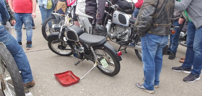 Motorrad Classic Day im Technikmuseum Sinsheim 5.10.2019 20192274