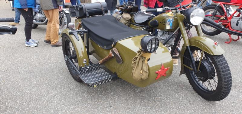 Motorrad Classic Day im Technikmuseum Sinsheim 5.10.2019 20192277