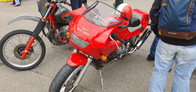 Motorrad Classic Day im Technikmuseum Sinsheim 5.10.2019 20192278