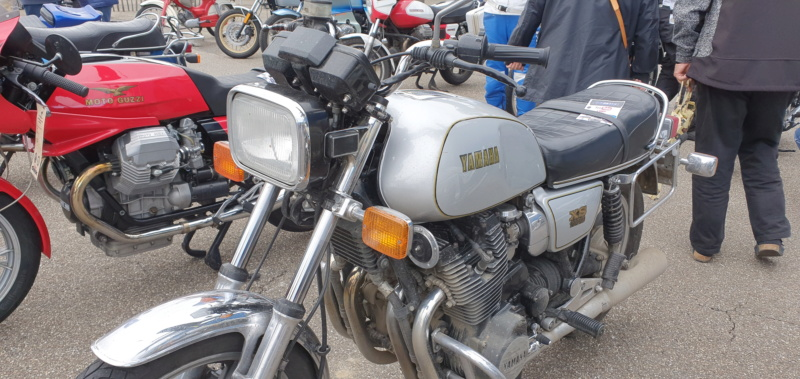 Motorrad Classic Day im Technikmuseum Sinsheim 5.10.2019 20192283