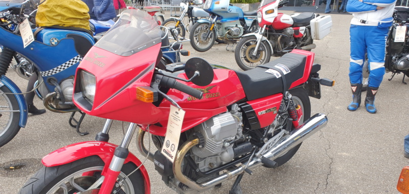 Motorrad Classic Day im Technikmuseum Sinsheim 5.10.2019 20192284