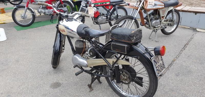 Motorrad Classic Day im Technikmuseum Sinsheim 5.10.2019 20192295
