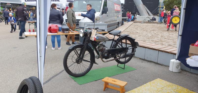 Motorrad Classic Day im Technikmuseum Sinsheim 5.10.2019 20192298