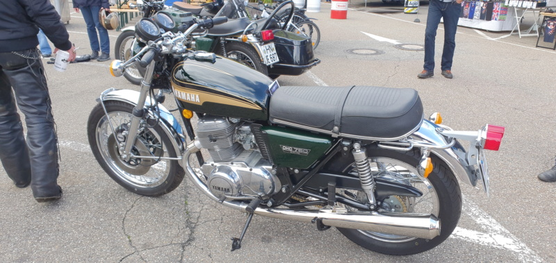 Motorrad Classic Day im Technikmuseum Sinsheim 5.10.2019 20192309