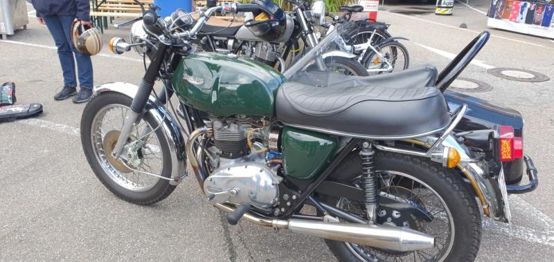 Motorrad Classic Day im Technikmuseum Sinsheim 5.10.2019 20192311
