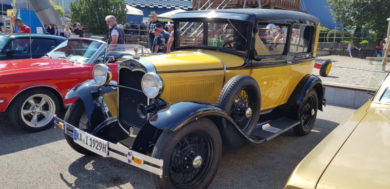 US Car Treffen im Technikmuseum Sinsheim 3.+4.8. 2019 - Seite 2 20192367