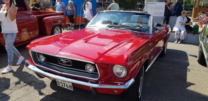 US Car Treffen im Technikmuseum Sinsheim 3.+4.8. 2019 - Seite 2 20192533