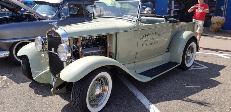 US Car Treffen im Technikmuseum Sinsheim 3.+4.8. 2019 - Seite 2 20192563