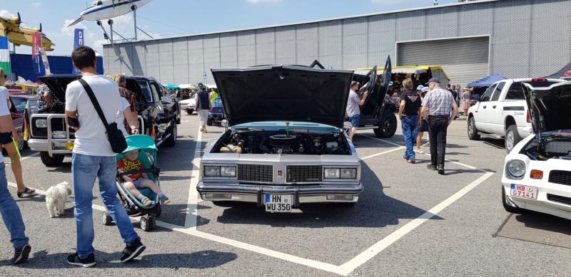 US Car Treffen im Technikmuseum Sinsheim 3.+4.8. 2019 - Seite 3 20192645