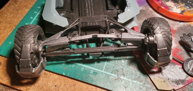 Batmobil aus Suicide Squad / Möbius, 1:25 - Seite 2 20200265